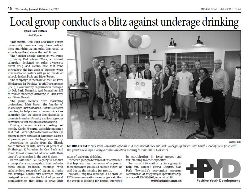 2017-10-25 Wed Journal Feature on PYD