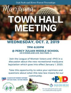 Marijuana Town Hall flyer 10 2 19 FINAL